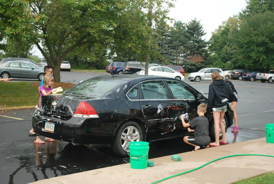 Faith in Action Sunday- $1 Car Wash