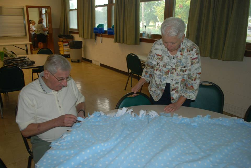 Faith in Action Sunday- Blankets